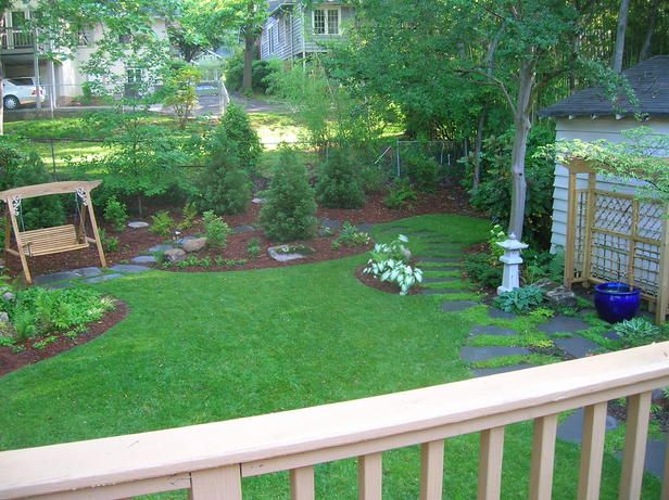 HGTV Small Backyard Makeovers