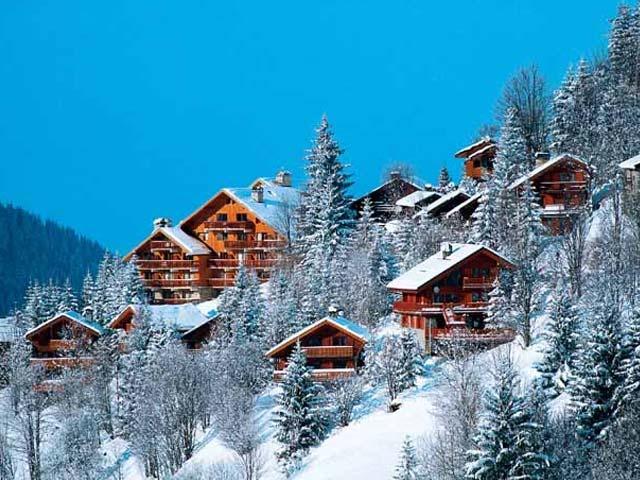 Meribel ski holiday accommodation