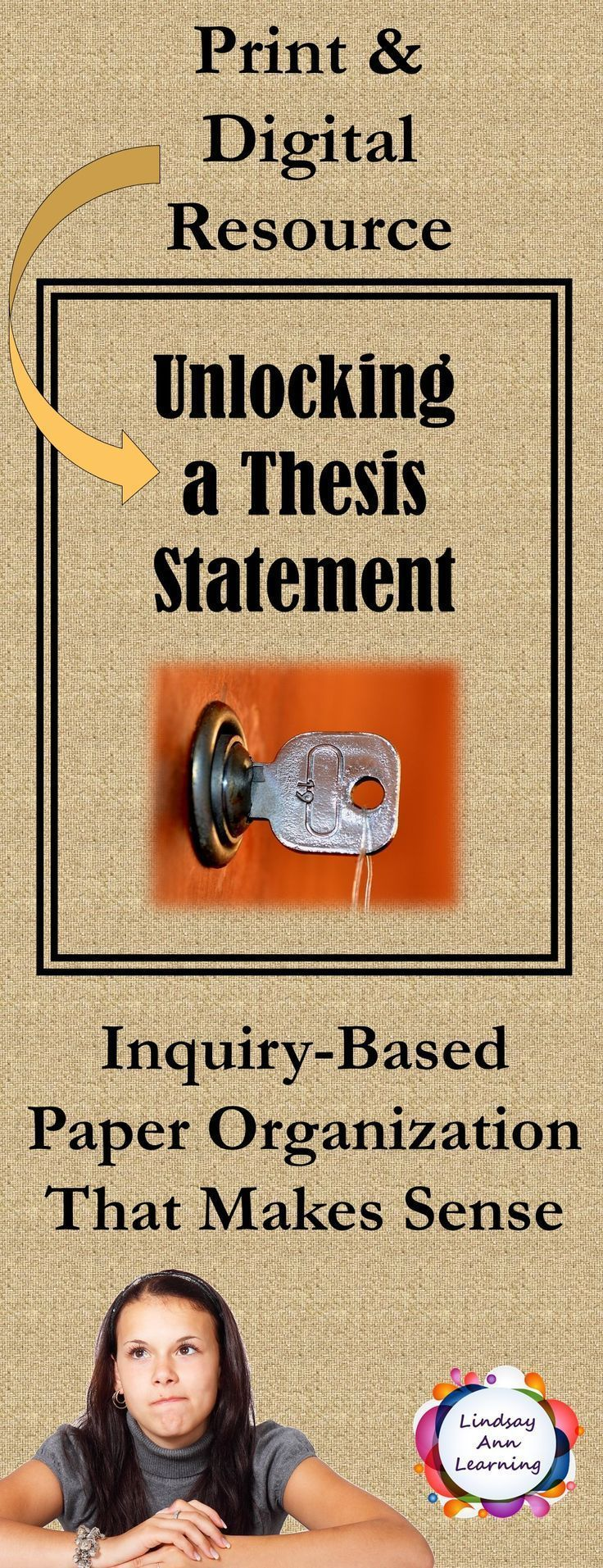 Inquiry Based Learning Thesis Statement and Topic