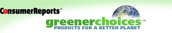 Consumer Reports GreenerChoices