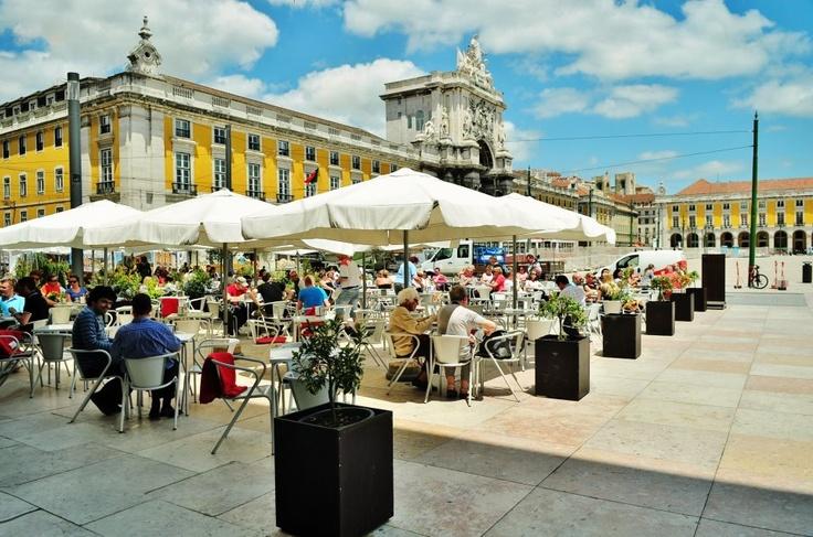 Praça do Comércio - Lisboa