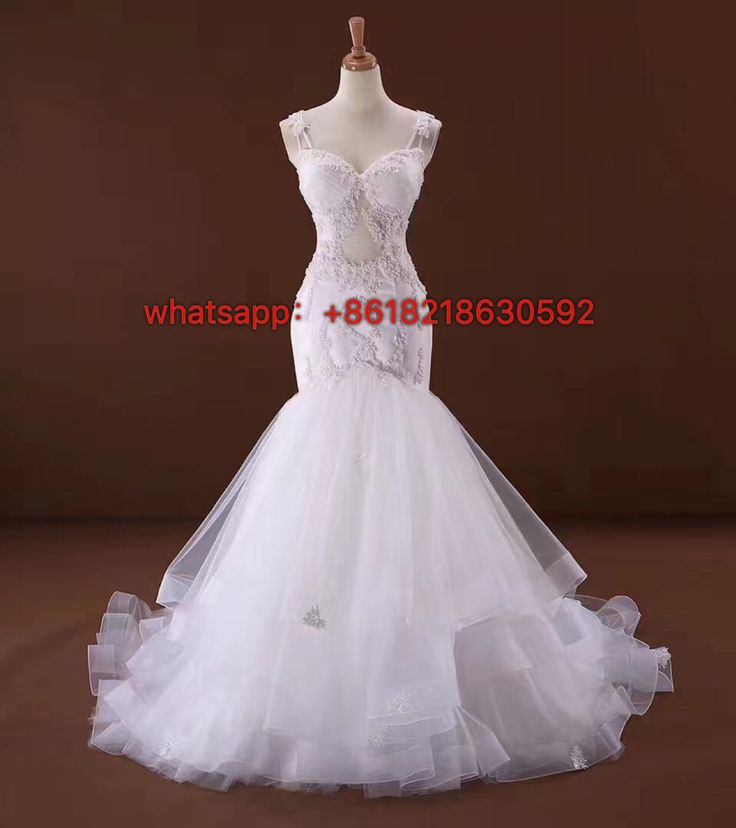 new dress……We sell, wholesale, custom, different styles of wedding dresses, skirts, flower girl dress. Welcome to choose#dress # eveningdress # #gorgeous #bridesmaid #bride#elegent  #hanutecouture #show  #wedding #weddingdress #beautifull #mermaiddress#highfashion #bridalshower#design#ballgown #handwork #like4like #love #party #me #noiva  #amazing #bridetobe  #womenfashion #paris #photography #luxury #inspiration #dubai #paris #pink