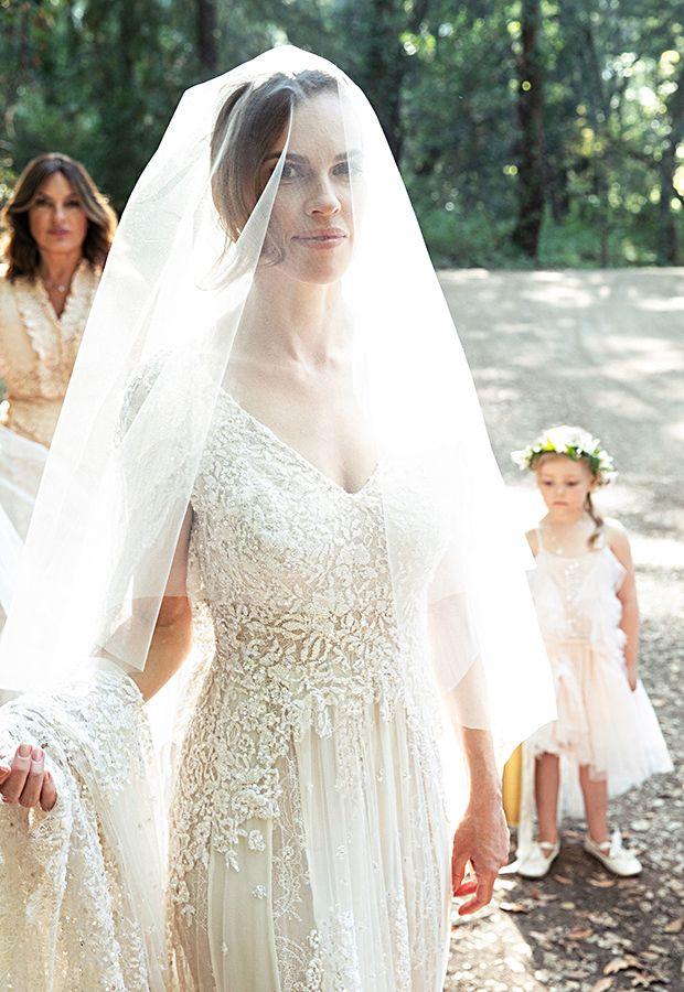 Pin By Zainab Alsalih On Wedding Dresses Celebrity Wedding Dresses Haute Couture Wedding Dress Vogue Wedding