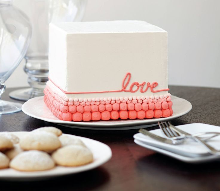 1000 Ideas About Simple Cake Decorating On Pinterest