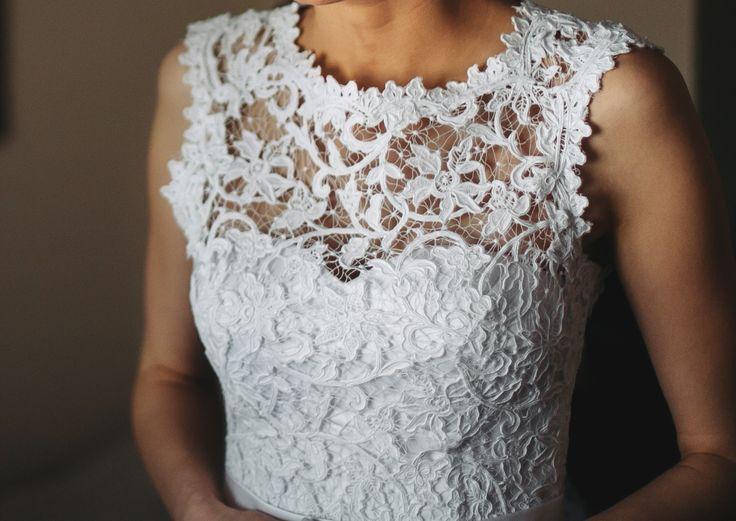 #bride #weddingdress #sukniaslubna #gipiura #tiul #suknia