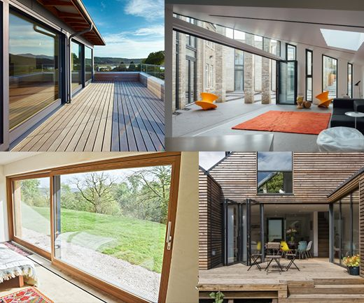 Folding or Sliding doors? Read our blog!