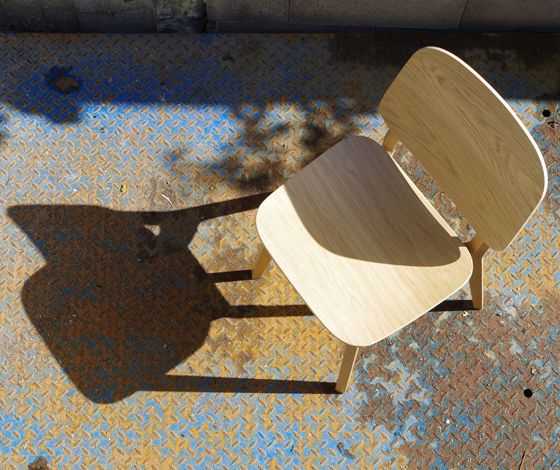 'Röhsska' chair by Claesson Koivisto Rune for Swedese Dailytonic