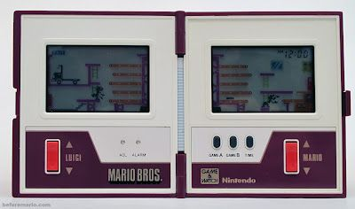 Nintendo Game & Watch Mario Bros