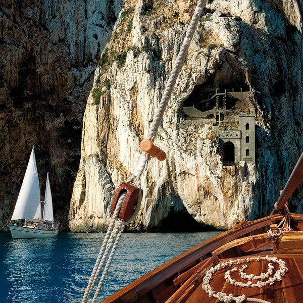Porto Flavia Carbonia-Iglesias, #Sardegna #Iglesias #EuroHotelIglesias