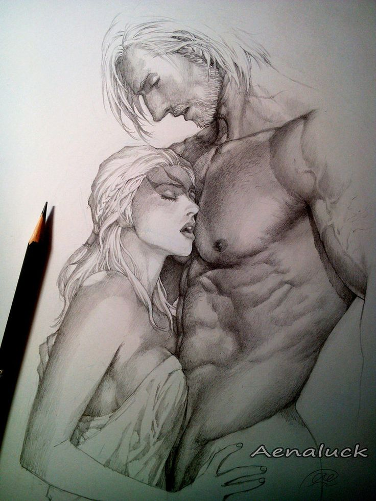 Rowan and Aelin in Queen of Shadows oh my god so steamy *fans self* [Love scene by aenaluck on DeviantArt]