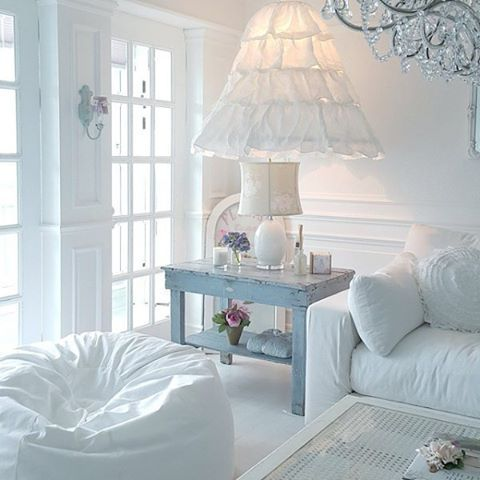 Shabby and Charme: Un appartamento very shabby chic