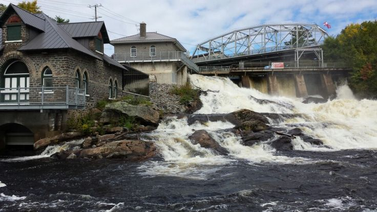 Bracebridge, Ontario in Ontario