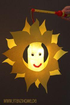 Laterne... Sonne, Mond und Sterne