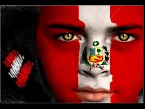 Alienta peruano con letra