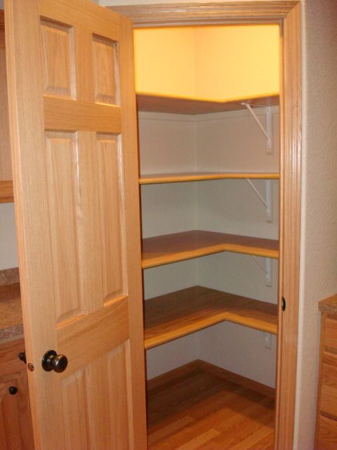 I have a corner pantry in my home and it is seriously my second favorite place in my house the - Bathroom pantry cabinets ...