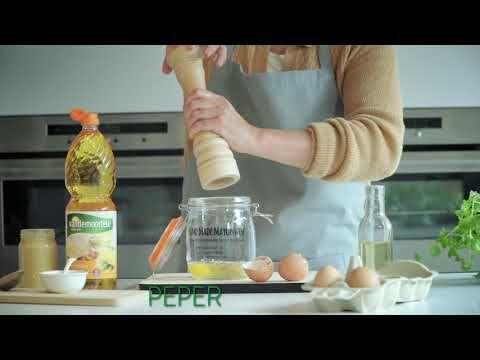 Home Made mayonaise klaar in 1-2-3 -                         Libelle Lekker