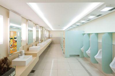 Sanitário Público - Taguatinga Shopping