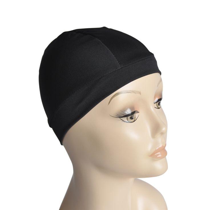 5 قطعة/الوحدة دنة قبة كاب ل لمة cap سنود نايلون ستريك hairnets لمة قبعات لصنع الباروكات كامل الحجم لتتطابق