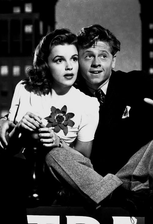 Babes on Broadway// Mickey Rooney and Judy Garland