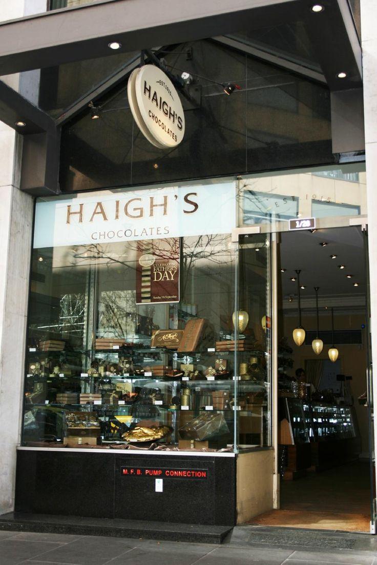 Haigh's Chocolates Collins Street (Melbourne, Australia): Address, Phone Number, Reviews - TripAdvisor