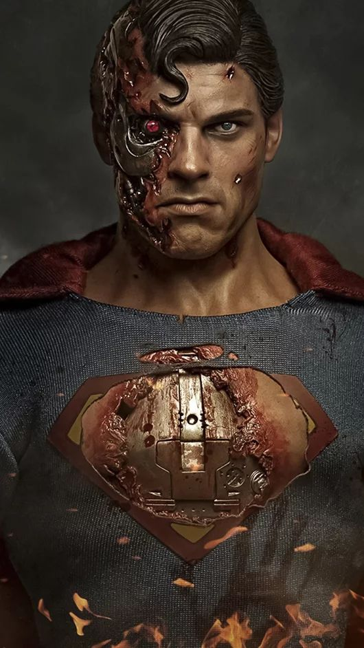 Cyborg Superman.