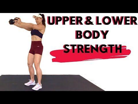 upper  lower body split circuit workout  30 minute