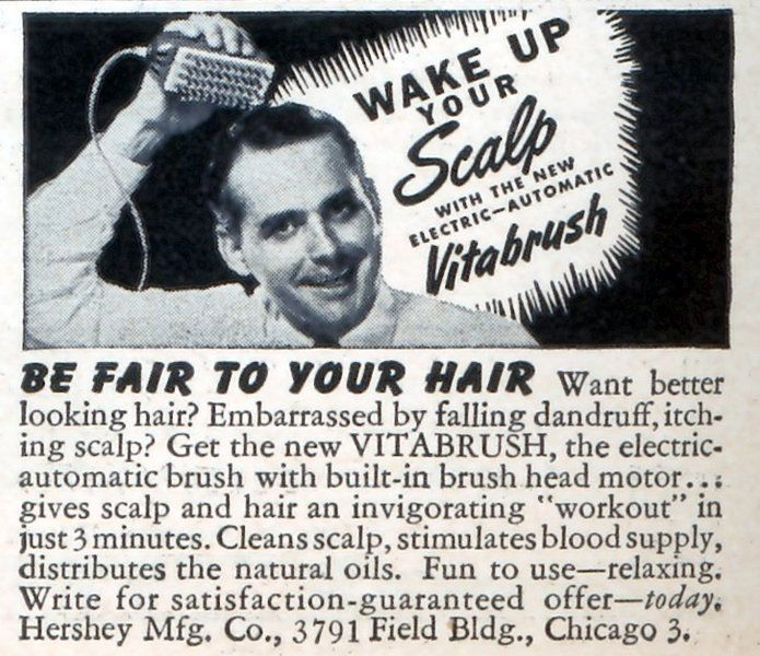 A Miracle Cure For Hair Loss