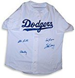 Ron Cey Los Angeles Dodgers Sewn Jerseys