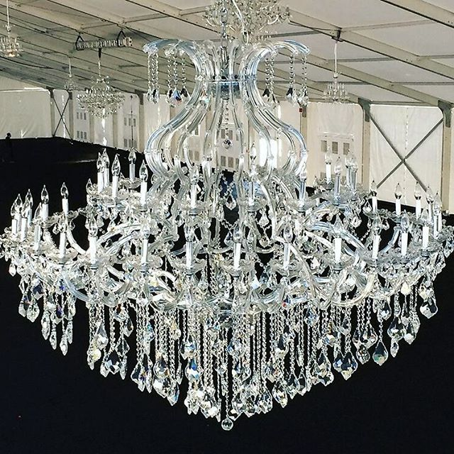 193 best Chandelier Rentals images on Pinterest | Crystal ...