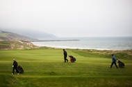 In Cape Breton, Nova Scotia, a Rugged Golf Getaway - NYTimes.com. Short season, likely skip the poutine concoction of french fries, brown grave and cheese curds.