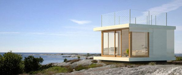17 Best Images About Modern Beach Cabins On Pinterest