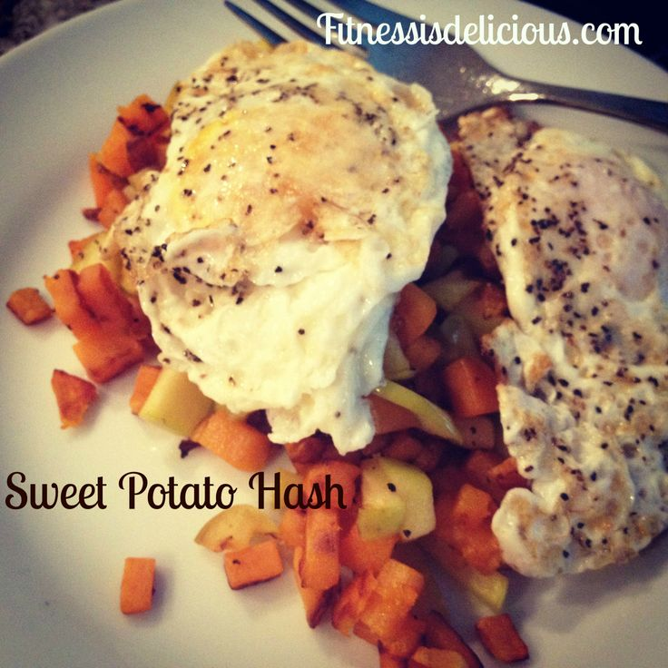 The Best Thing Youll Ever Eat {Sweet Potato Hash Recipe}