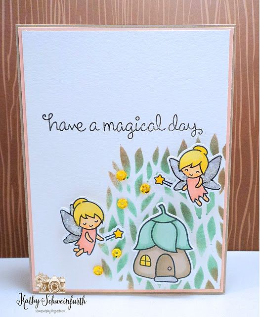 Stamps At Play: Fairy Magic