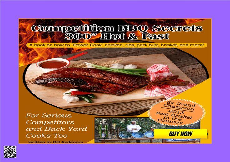 Competition BBQ Secrets 300° Hot & Fast http://8ab282490hcv4ue1iakbzh1r0u.hop.clickbank.net/?tid=ATKNP1023