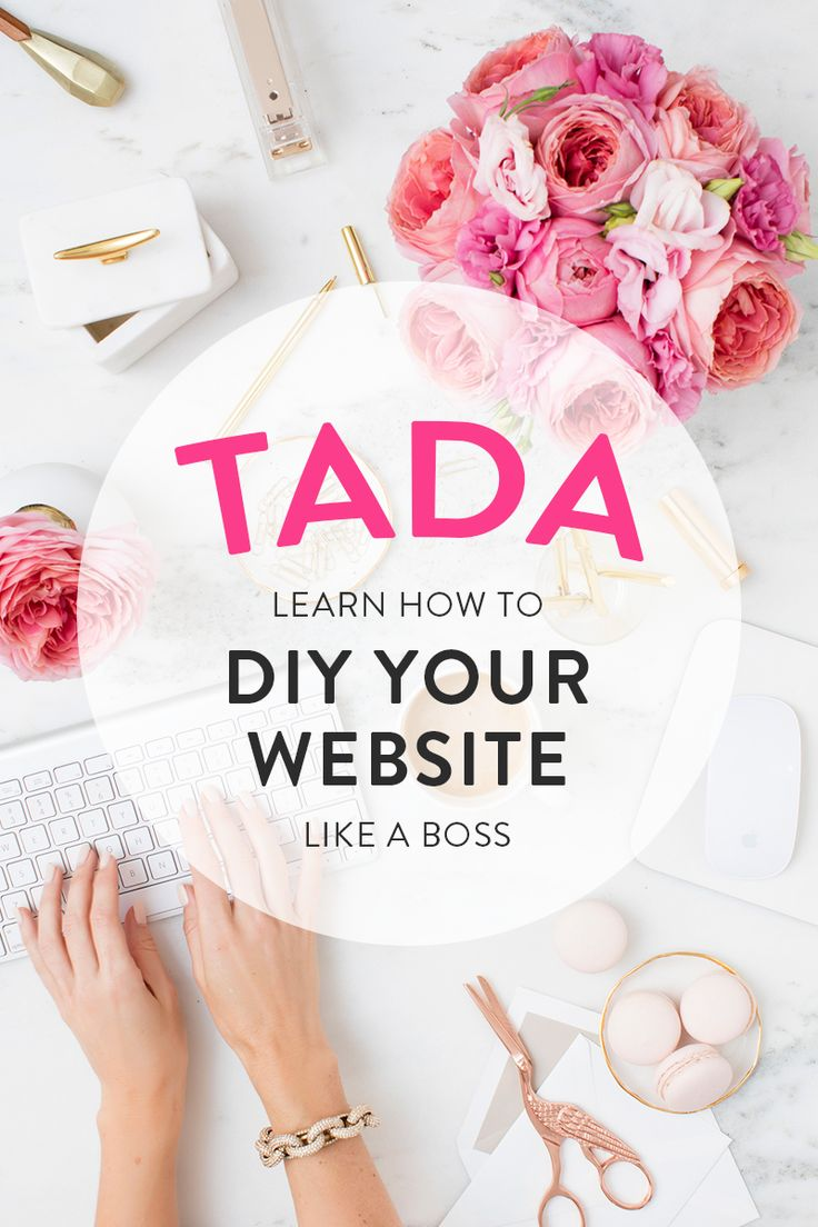 Learn how to DIY your website like a boss with the TADA WordPress Tutorial Library! Written and video tutorials that take you step by step through everything from the basics to customizing your theme and beyond, with little freebies and pro tips along the way. Start having fun while taking your website to the next level with TADA!