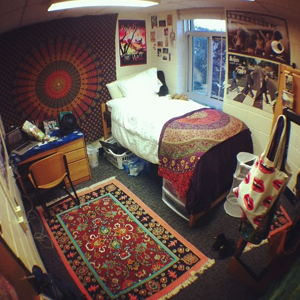 Cool Dorm Rooms: Photo (please Excuse Partial Language On Linked Site)
