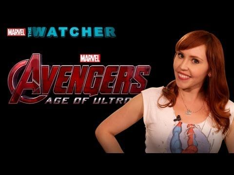 The Watcher Ep 31 - Exclusive Joss Whedon Comments on Ultron Casting