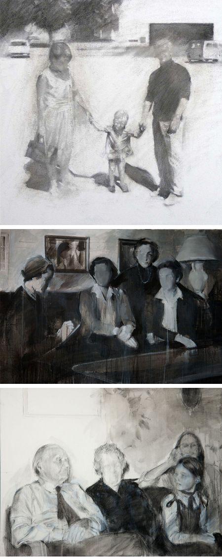 Spanish/Swedish painter Miquel Wert.