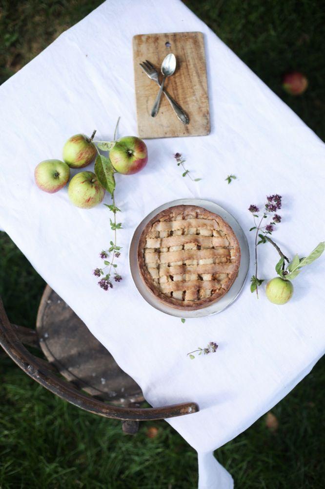 Gluten-Free and Vegan Apple Pie Recipe