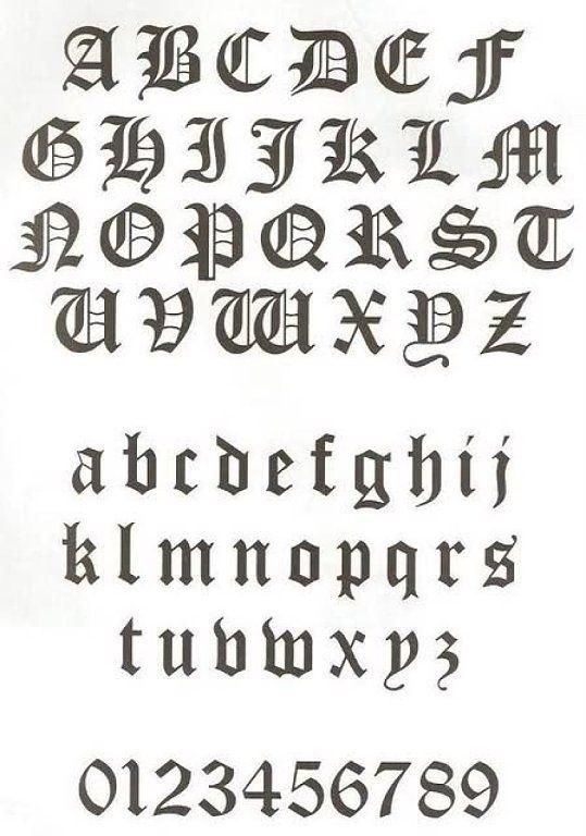 M s de 25 ideas incre bles sobre descargar letra gotica en for Descargar embroidery office design 7 5 full