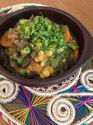 Cocina de Estación: Charquicán de cochayuyo