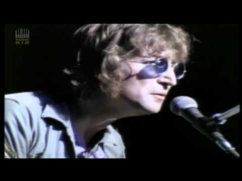 Come Together - John Lennon/The Beatles (Live In New York City) - YouTube