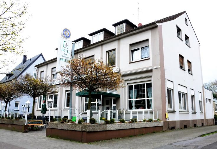 €59 Café-Restaurant Hotel Breuer biedt huisdiervriendelijke accommodatie in Hamm. Het resort beschikt ook over een eigen restaurant.