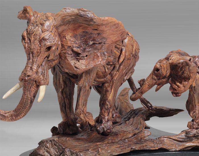 1000 images about driftwood sculptures on pinterest. Black Bedroom Furniture Sets. Home Design Ideas