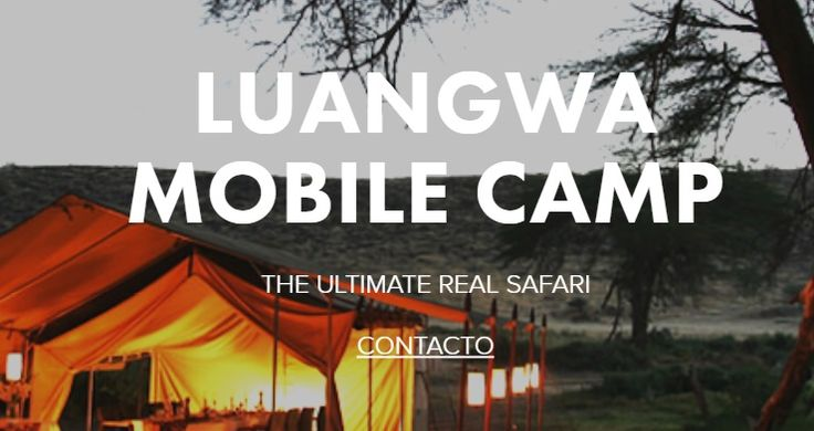 http://luangwamobilecamp.com   safari en zambia, safari en africa, safari fotografico, luangwa, cataratas victoria,