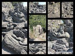 Découvrez l'abbé Fouré sculpteur et ses rochers ! B7c1cb364526b9d93132406aaa582398--art-brut-julien