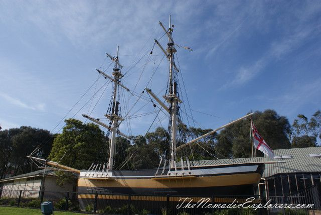 Mt Gambier - The Lady Nelson Visitor&Discovery Centre