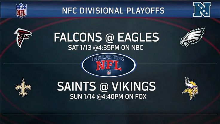 """TAKE THE """"VIKINGS AND THE EAGLES"""" ENoUgH aBoUt tHe sOuTh .. NFC Divisional Round Preview & Game Picks 