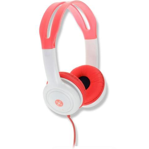Volume Limited Kids Red Headphones - School Depot NZ