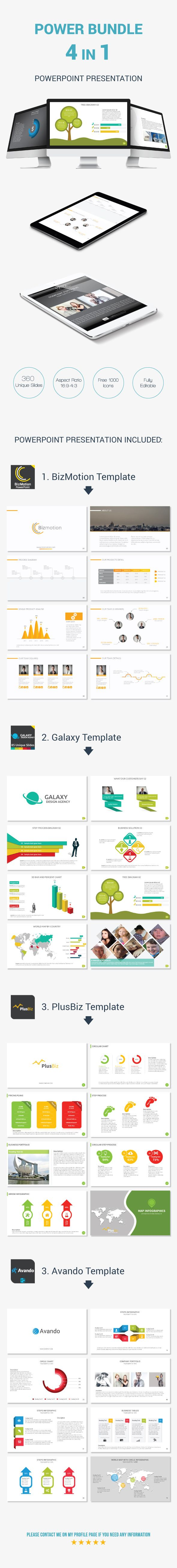 Power Bundle PowerPoint Presentation Template #design #slides Download: http://graphicriver.net/item/power-bundle-powerpoint-presentation-template/13210309?ref=ksioks